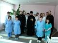 11 июня 2017 г. епископ Силуан встретился с рабочим персоналом Воротынской районной больницы