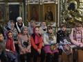 5 ноября 2017 г. епископ Силуан встретился с учениками воскресной школы при Георгиевском храме города Лысково