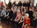 25 ноября 2018 г. епископ Силуан встретился с учениками воскресной школы в селе Вад