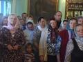 1117 мая 2018 г., в праздник Вознесения Господня, епископ Силуан совершил литургию в Георгиевском храме города Лысково