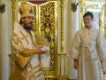17 мая 2018 г., в праздник Вознесения Господня, епископ Силуан совершил литургию в Георгиевском храме города Лысково