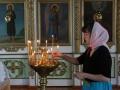 29 мая 2014 г. епископ Лысковский и Лукояновский Силуан совершил Божественную литургию в честь праздника Вознесения Господня в Георгиевском храме кафедрального города Лысково.