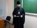 2 марта 2018 г. епископ Силуан встретился с воспитанниками Выксунского духовного училища