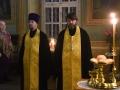 30 декабря 2017 г., в неделю 30-ю по Пятидесятнице, святых отец, епископ Силуан совершил вечернее богослужение в Макарьевском монастыре