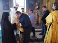 9 июня 2018 г. епископ  Силуан совершил всеношное бдение в Макарьевском монастыре