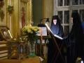 9 декабря 2017 г., в неделю 28-ю по Пятидесятнице, епископ Силуан совершил вечернее богослужение в Макарьевском монастыре