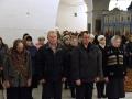 18 марта 2017 г., в неделю 3-ю Великого поста, Крестопоклонную, епископ Силуан совершил вечернее богослужение во Владимирском соборе города Сергача