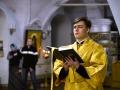 11 февраля 2017 г., в неделю о блудном сыне, епископ Силуан совершил всенощное бдение в Макарьевском монастыре