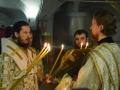 24 февраля 2018 г., в неделю 1-ю Великого поста, Торжества Православия, епископ Силуан совершил вечернее богослужение в Макарьевском монастыре