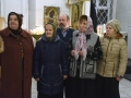 18 ноября 2017 г., в неделю 24-ю по Пятидесятнице, епископ Силуан совершил вечернее богослужение во Владимирском соборе города Сергача
