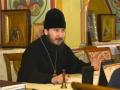 11 марта 2018 г. епископ Силуан встретился со школьниками и их родителями, посетившими Макарьевский монастырь