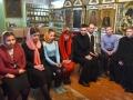 312 мая 2018 г., после вечернего богослужения, епископ Силуан встретился с молодыми прихожанами в Георгиевском храме города Лысково