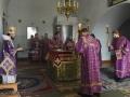 6 апреля 2018 г., в Великую Пятницу и праздник Благовещения Пресвятой Богородицы, в Макарьевском монастыре совершили вечерню