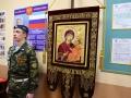 """2 марта 2019 г. епископ Силуан посетил место занятий """"Православных витязей"""" в городе Выкса"""