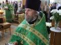 25 июля 2014 г., в день памяти преподобного Михаила Малеинá, Преосвященный Силуан возглавил совершение Божественной литургии в Троицком соборе Макарьевского монастыря.