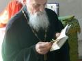 Сегодня исполняется 79 лет протоиерею Николаю Забуге
