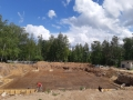 В городе Лукоянове завершили очередной этап строительства Покровского собора