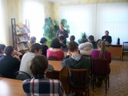 27 марта в центральной библитеке г. Первомайск состоялось мероприятие, посвящённое теме милосердия и отношения к людям с ограниченными возможностями.